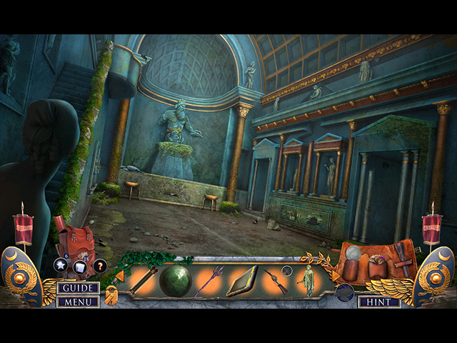 Hidden Expedition: Neptune's Gift Collector's Edition - Screenshot