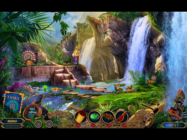 Hidden Expedition: The Price of Paradise - Screenshot 1