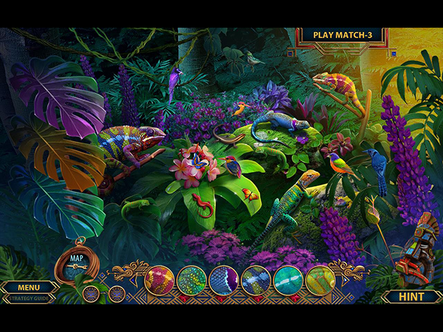 Hidden Expedition: The Price of Paradise Collector's Edition - Screenshot