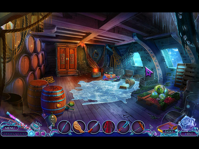 Hidden Expedition: The Price of Paradise - Screenshot