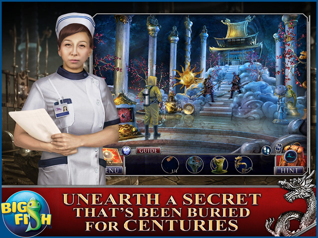 Screenshot for Hidden Expedition: The Eternal Emperor Collector's Edition