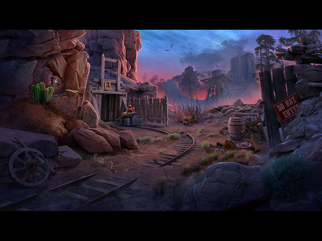 Hidden Motives: The Diamond Rush Collector's Edition - Screenshot