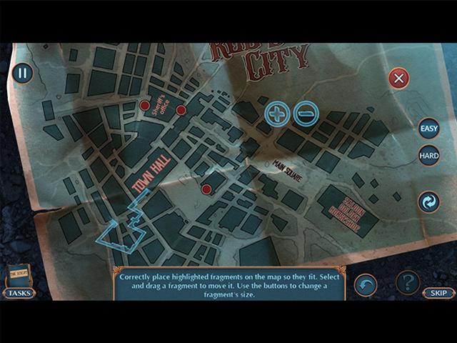 Hidden Motives: The Diamond Rush - Screenshot