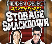 Hidden Object Adventures: Storage Smackdown