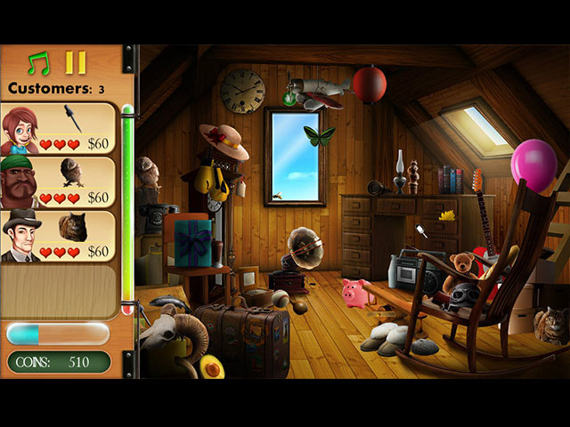 Hidden Object: Home Makeover Screen1