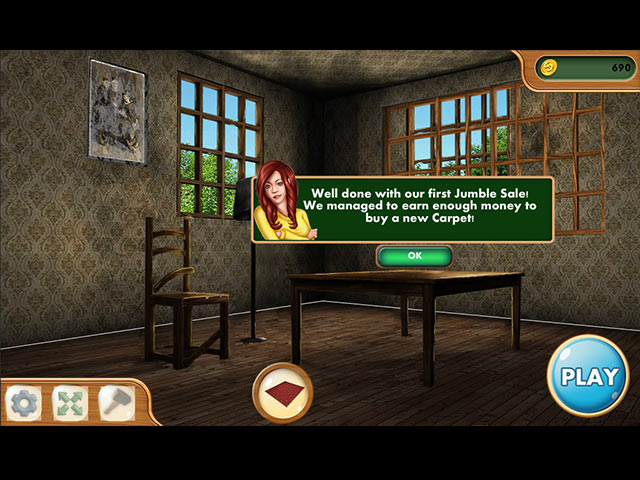 Hidden Object: Home Makeover Screen2