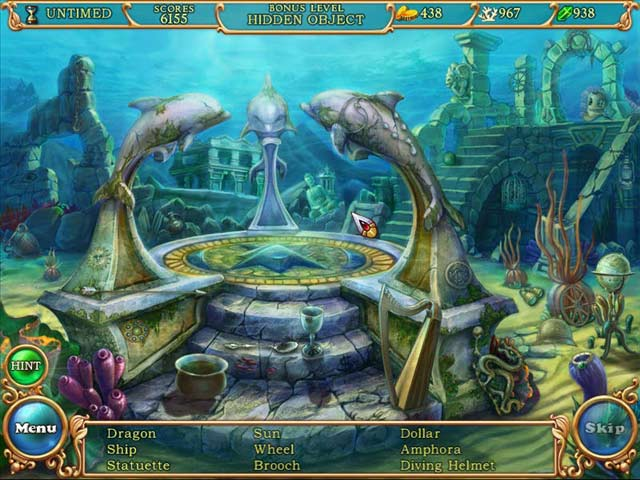 Video for Hidden Wonders of the Depths 3: Atlantis Adventures