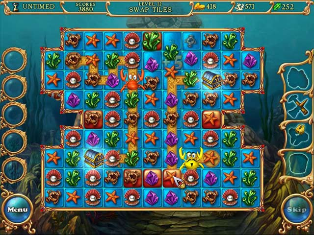 Hidden Wonders Of The Depths 3 Atlantis Adventures Gt Ipad