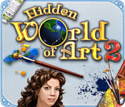 software hidden object mystery software casual games  Hidden World of Art 2: Undercover Art Agent