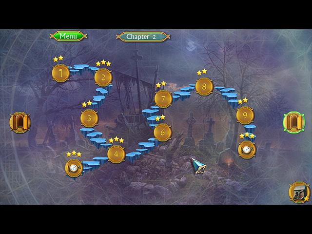 Hiddenverse: Fate of Ariadna - Screenshot