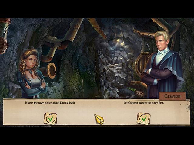Hiddenverse: Ominous Opus - Screenshot