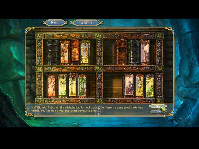 Hiddenverse: Tale of Ariadna screen2