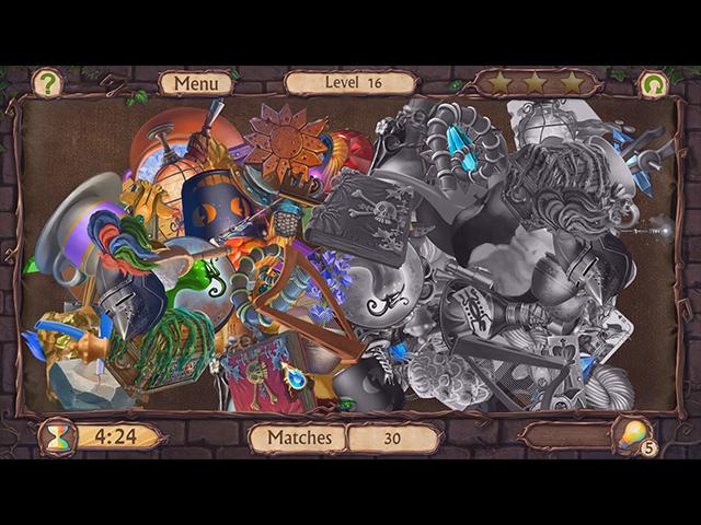 Hiddenverse: Witch's Tales 3 - Screenshot