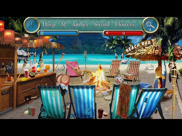 Holiday Adventures: Hawaii - Screenshot