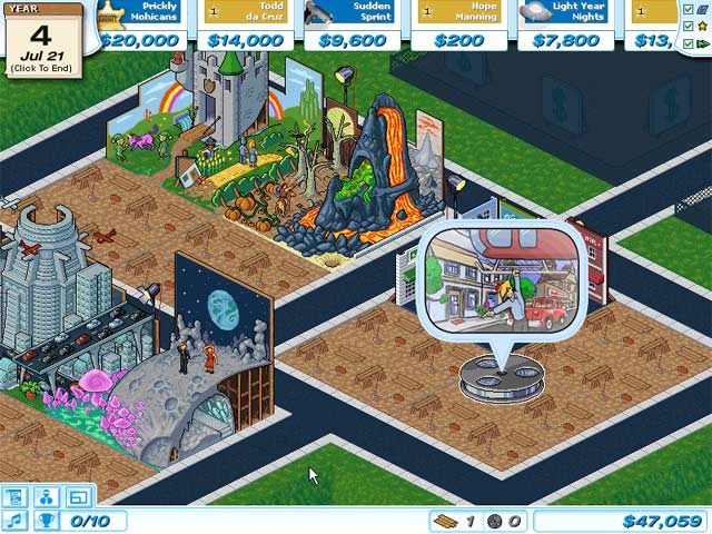 Hollywood Tycoon Gt Ipad Iphone Android Mac Amp Pc Game