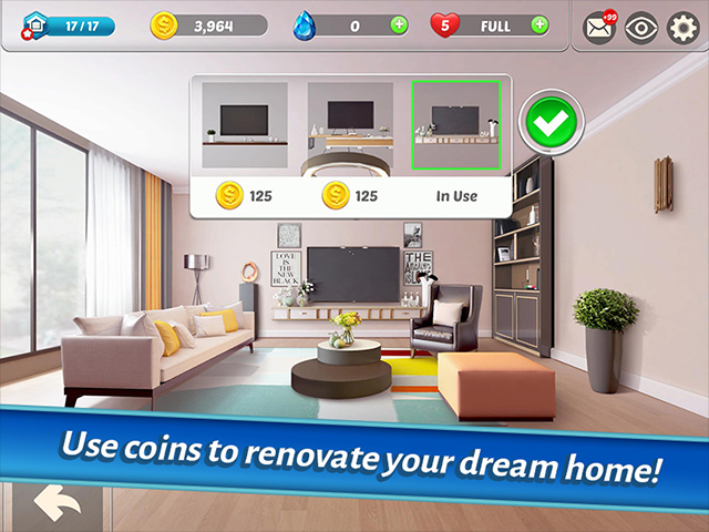 Home Designer Makeover Blast Ipad