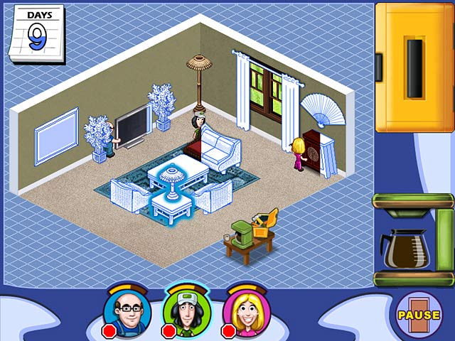 home sweet home ipad iphone android mac pc game big fish. Black Bedroom Furniture Sets. Home Design Ideas