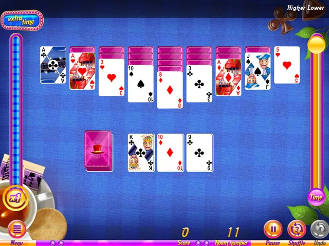Hotel solitaire ipad iphone android mac pc game for Big fish solitaire games