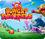 (New Release) Hungry Invaders
