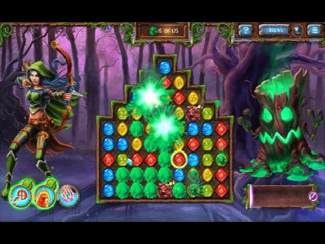 Huntress: The Cursed Village - Screenshot