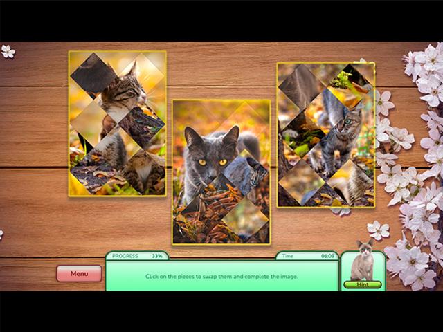 I Love Finding Cats - Screenshot