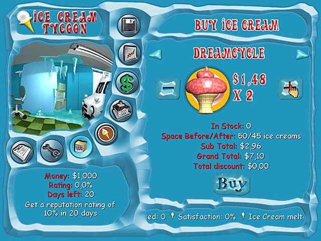 ice cream parlour management system srs The strategic management process: ben & jerry's ice cream background in 1978, with a $5 ice cream making correspondence course from penn state university and $12,000, childhood schoolmates ben cohen and jerry greenfield started an ice cream business in a renovated gas station in burlington, vermont.