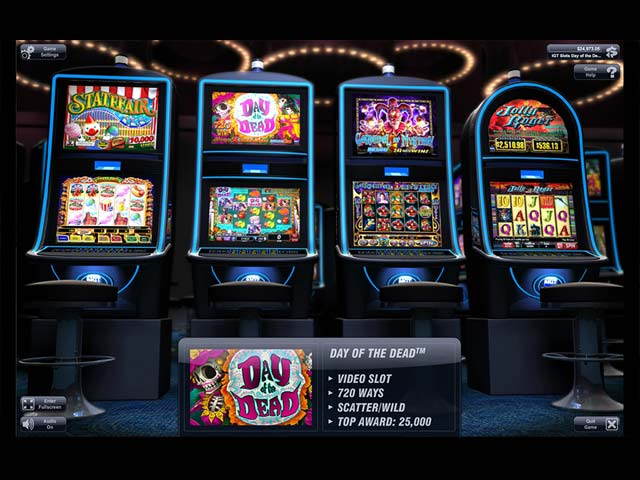 Igt slot machines casinos on stripes