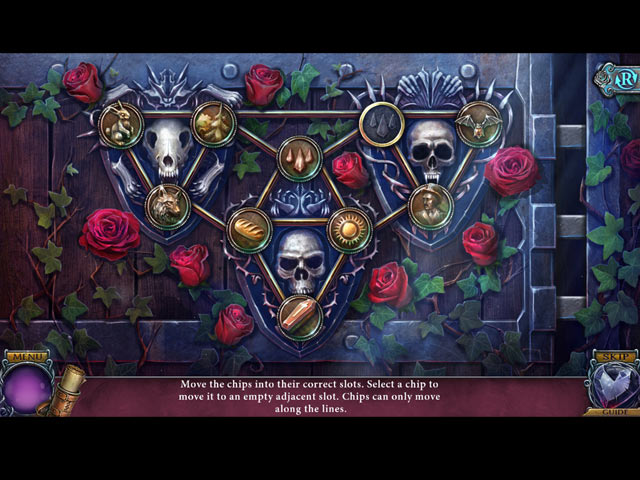 Immortal Love: Kiss of the Night - Screenshot 3