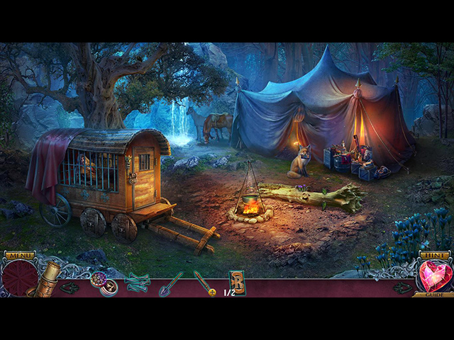 Immortal Love: Stone Beauty Collector's Edition screen1