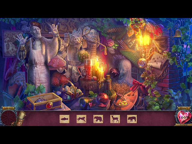Immortal Love: Stone Beauty Collector's Edition screen2