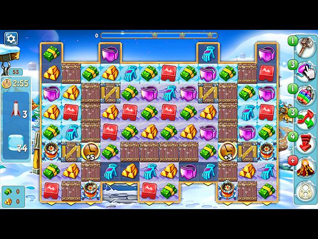 Imperial Island 5: Ski Resort - Screenshot