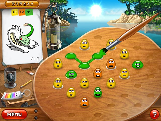 In Living Colors! > iPad, iPhone, Android, Mac & PC Game | Big Fish