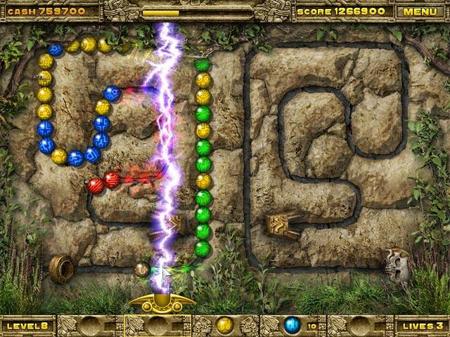 Inca Ball > iPad, iPhone, Android, Mac & PC Game