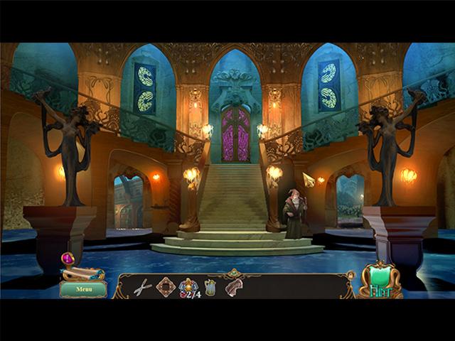 Iselin Saga - Screenshot