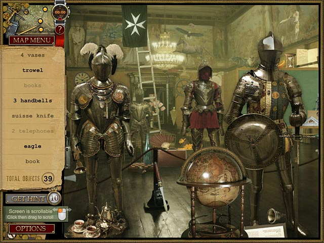 Video for Jane Angel: Templar Mystery