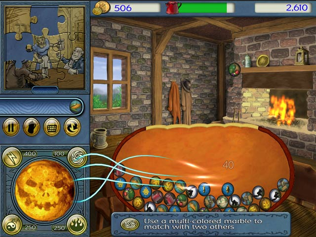 the legend of sleepy hollow jar of marbles iii free to play