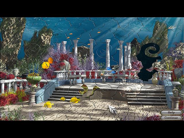 Jewel Match Aquascapes Collector's Edition - Screenshot