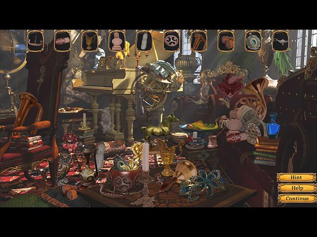 Jewel Match Origins: Palais Imperial - Screenshot