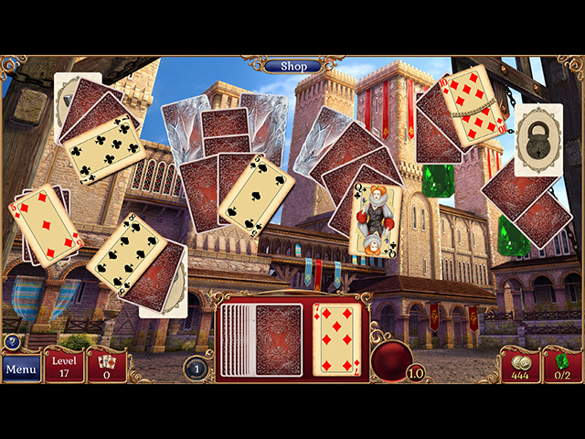 Jewel Match Solitaire 2 Collector's Edition - Screenshot