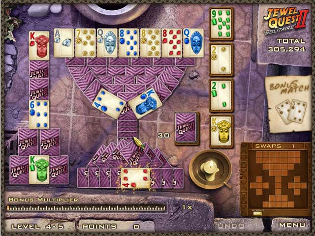 jewel quest solitaire gratis italiano