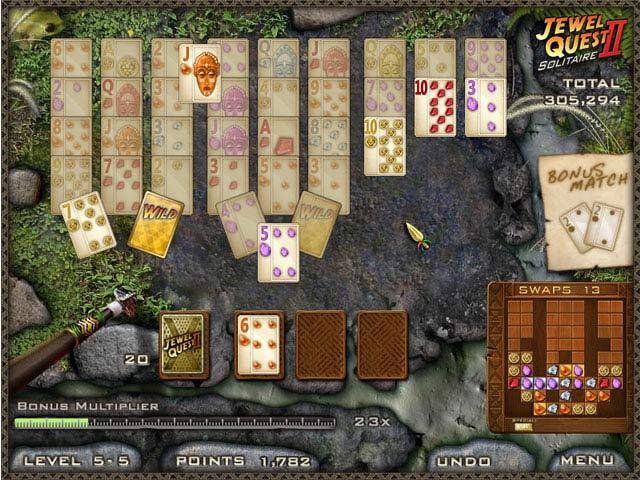 jewel quest solitaire 2 free online
