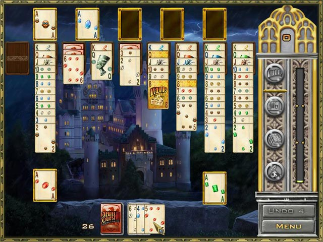 Jewel Quest Solitaire Online Spielen