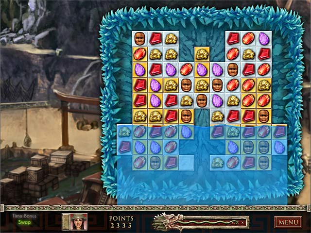 Video for Jewel Quest: The Sapphire Dragon