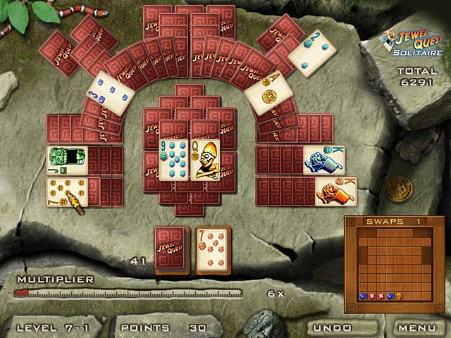 jewel quest solitaire app for ipad free