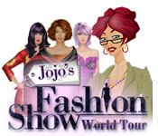 time management games casual games  Jojos Fashion Show: World Tour