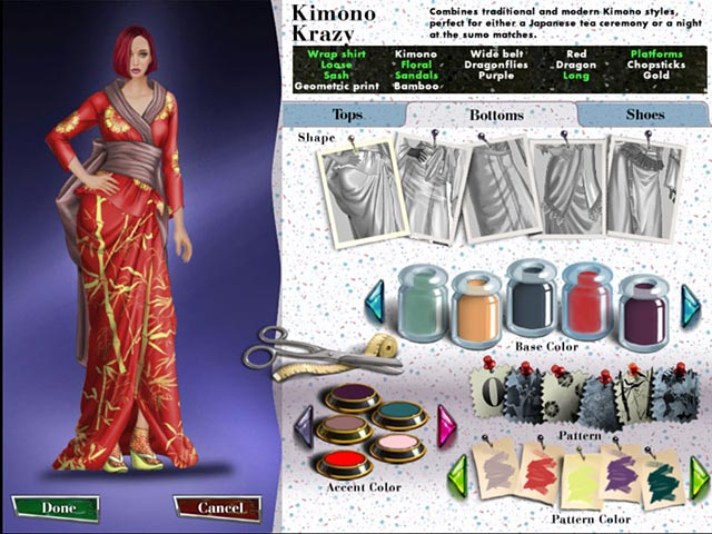 Big Fish Fashion Games Free Online