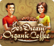time management games software casual games  Jos Dream: Organic Coffee