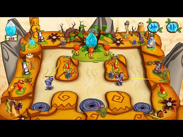 Video for Jungle vs. Droids