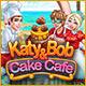 Katy and Bob: Cake Cafe game