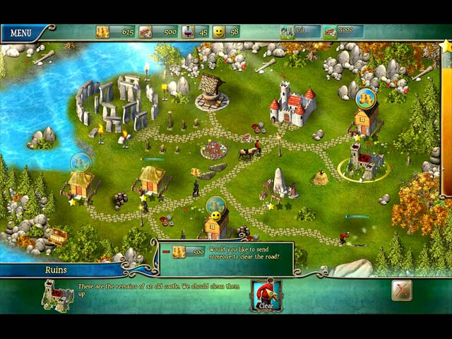 Kingdom Tales > iPad, iPhone, Android, Mac & PC Game